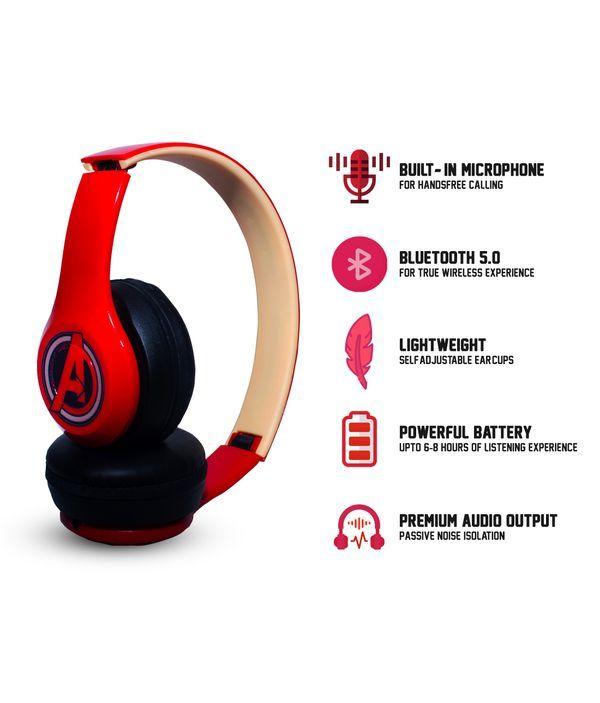 Iron Avenger - P47 Wireless On Ear Headphones