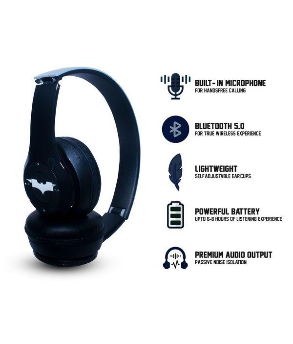 The Dark Knight - P47 Wireless On Ear Headphones