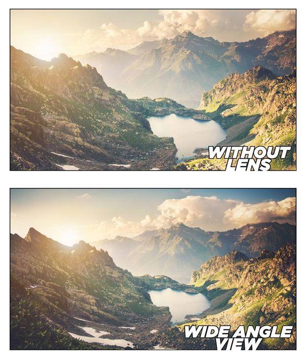 Rose Gold - Macmerise Selfie Lens