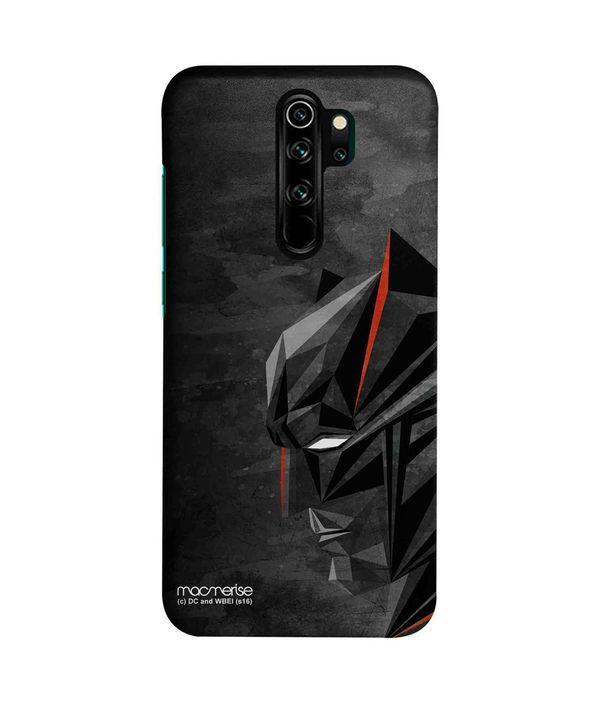 Batman Geometric - Sleek Phone Case for Xiaomi Redmi Note 8 Pro