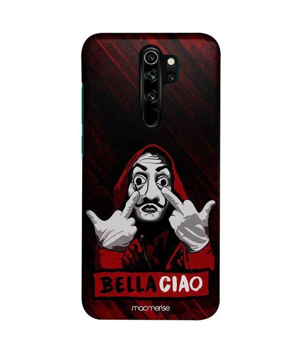 Bella Ciao - Sleek Phone Case for Xiaomi Redmi Note 8 Pro