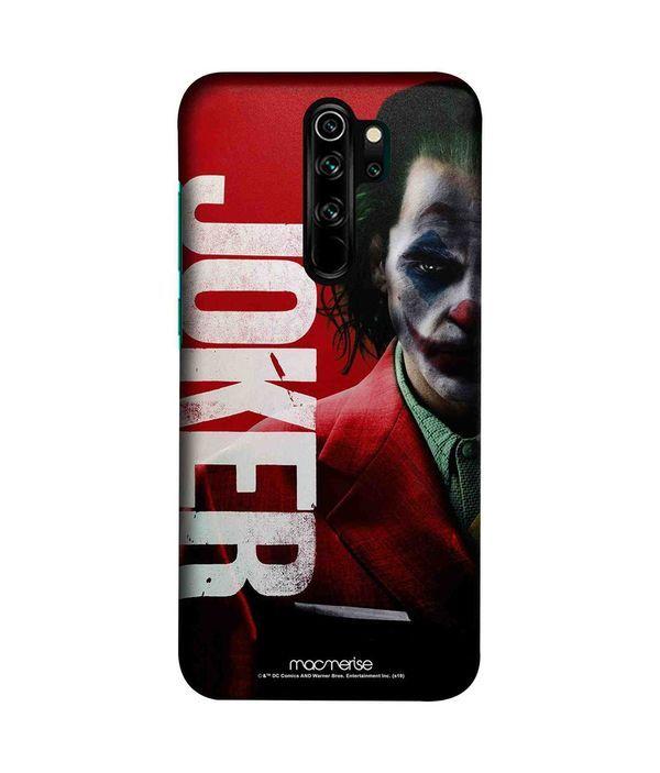 Clown Prince - Sleek Phone Case for Xiaomi Redmi Note 8 Pro