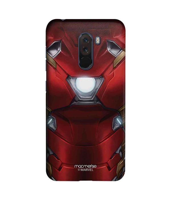 Suit up Ironman - Sleek Phone Case for Xiaomi Poco F1