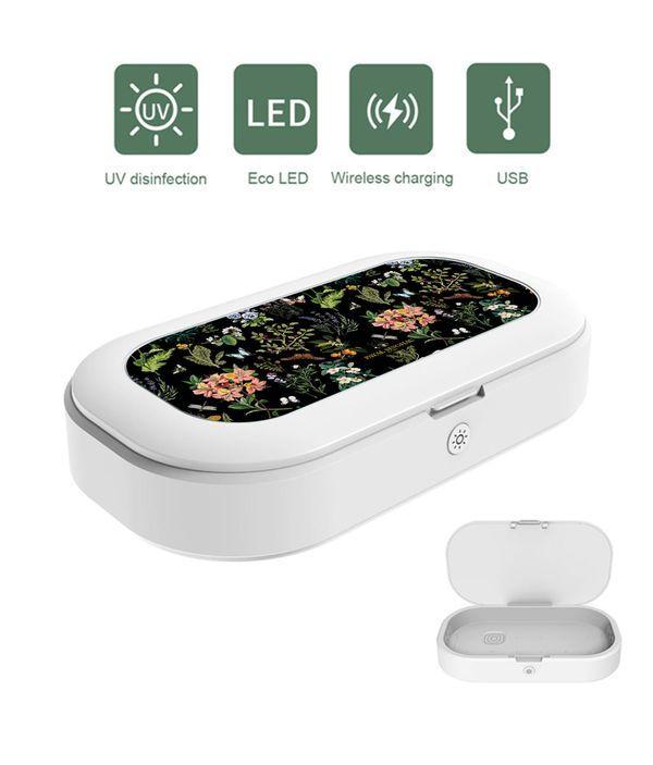 Payal Singhal Titli Black - Macmerise UV Sanitizer & Wireless Charger Pro