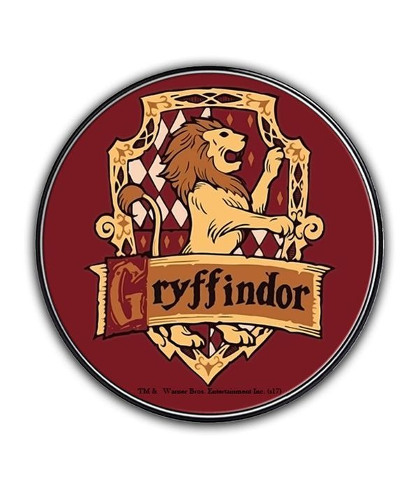 Crest Gryffindor - Qi Compatible Pro Wireless Charger