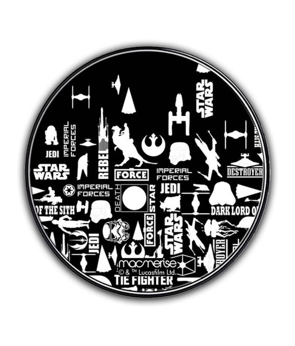 Star Wars Era - Qi Compatible Pro Wireless Charger