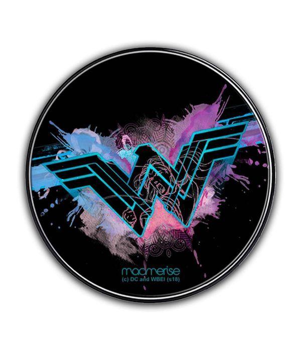 Wonder Woman Splash - Qi Compatible Pro Wireless Charger