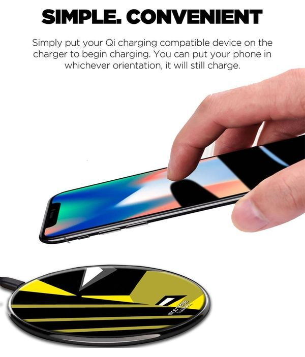 Face Focus Wolverine - Qi Compatible Pro Wireless Charger