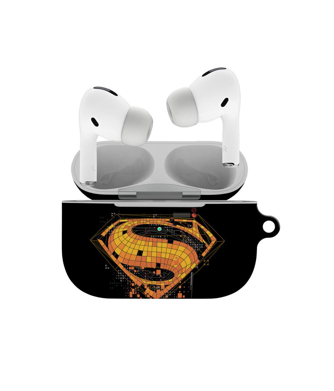 Superman Mosaic - Hard Shell Airpod Pro Case