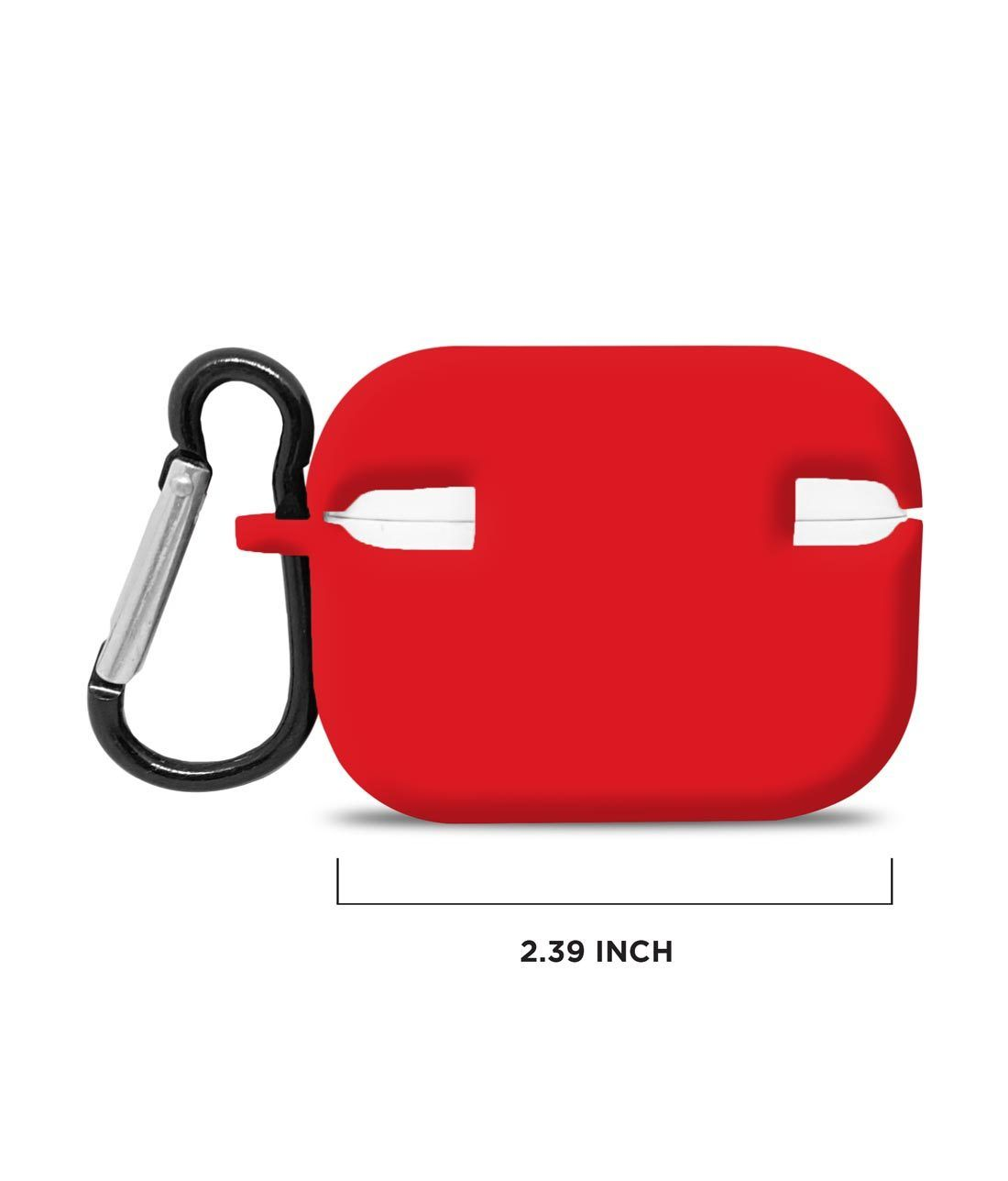 Silicone Case Red - AirPods Pro  Case