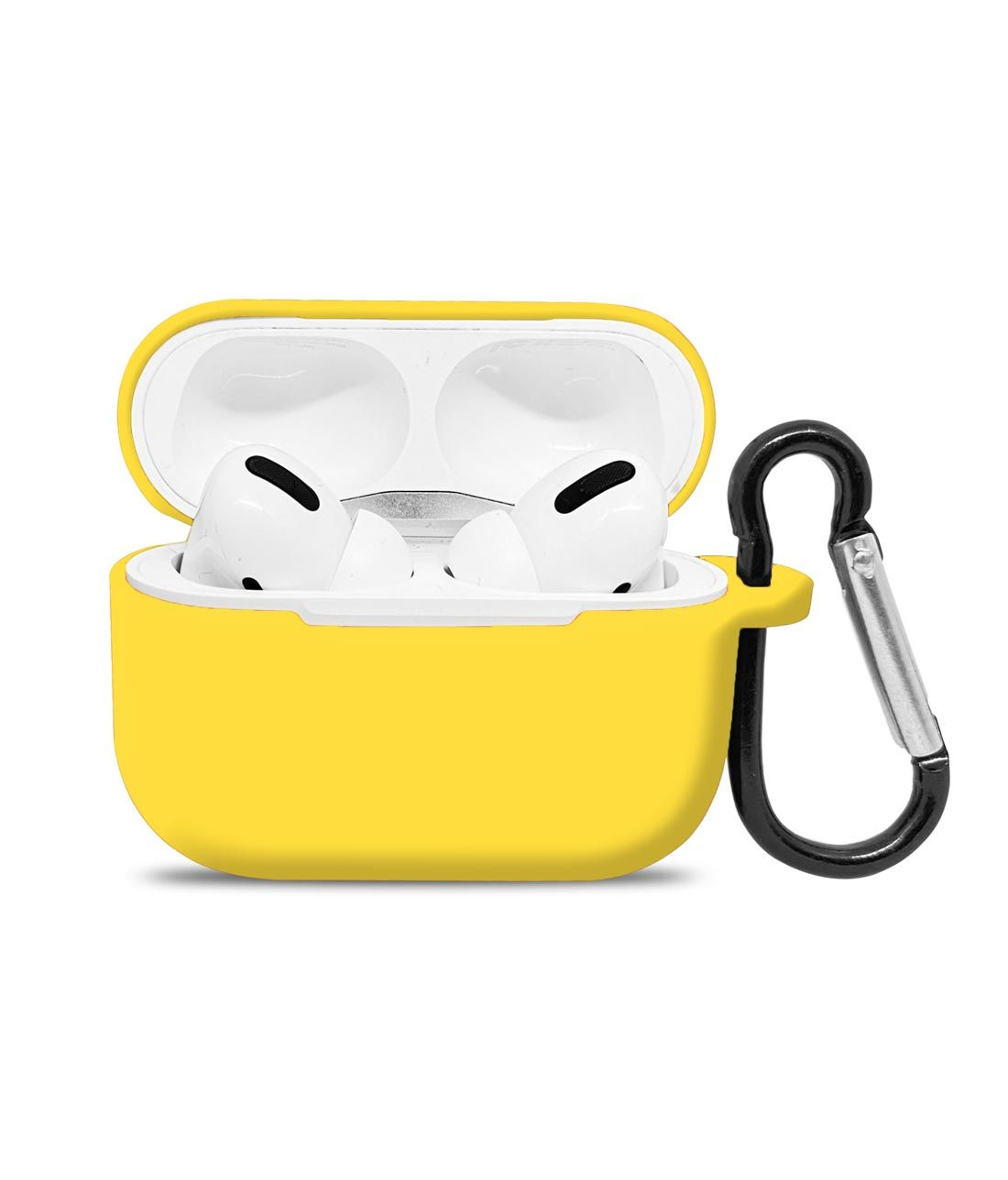 Silicone Case Yellow - AirPods Pro  Case