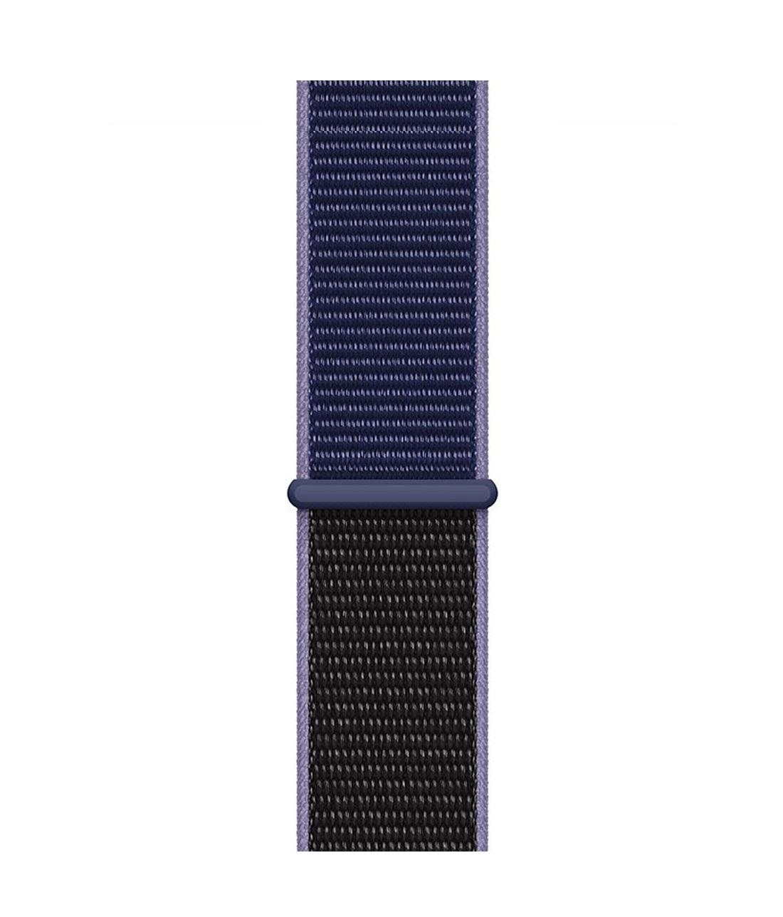 Nightfall Ambience - Woven Nylon Apple Watch Band (38 / 40 MM)