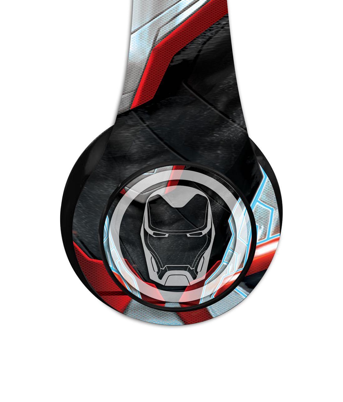 Endgame Suit Ironman - Decibel Wireless On Ear Headphones
