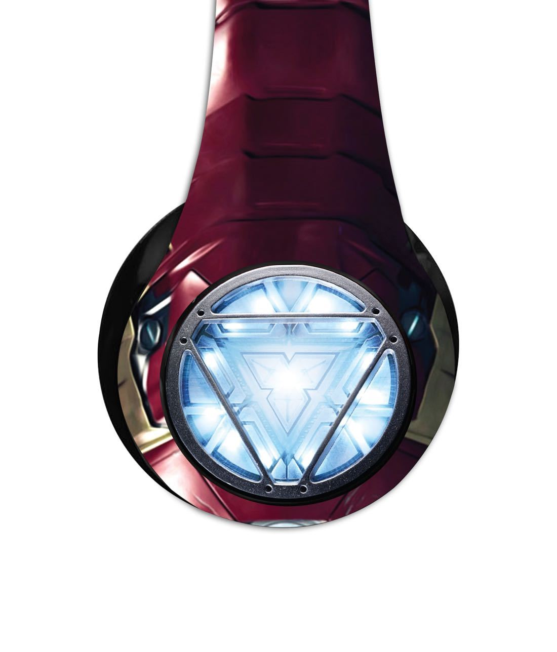 Suit up Ironman - Decibel Wireless On Ear Headphones