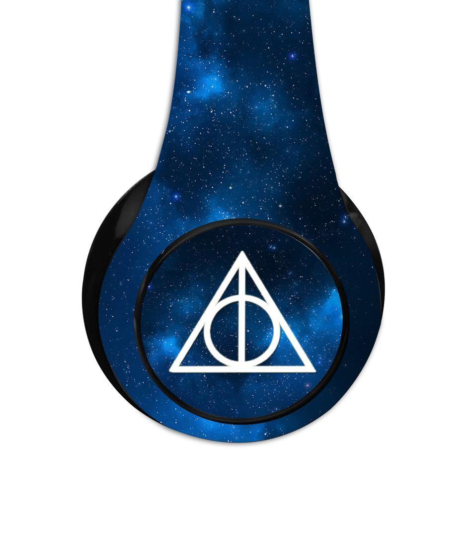 The Deathly Hallows - Decibel Wireless On Ear Headphones