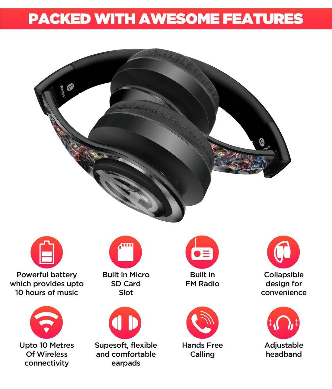 Endgame Greyhound - Decibel Wireless On Ear Headphones