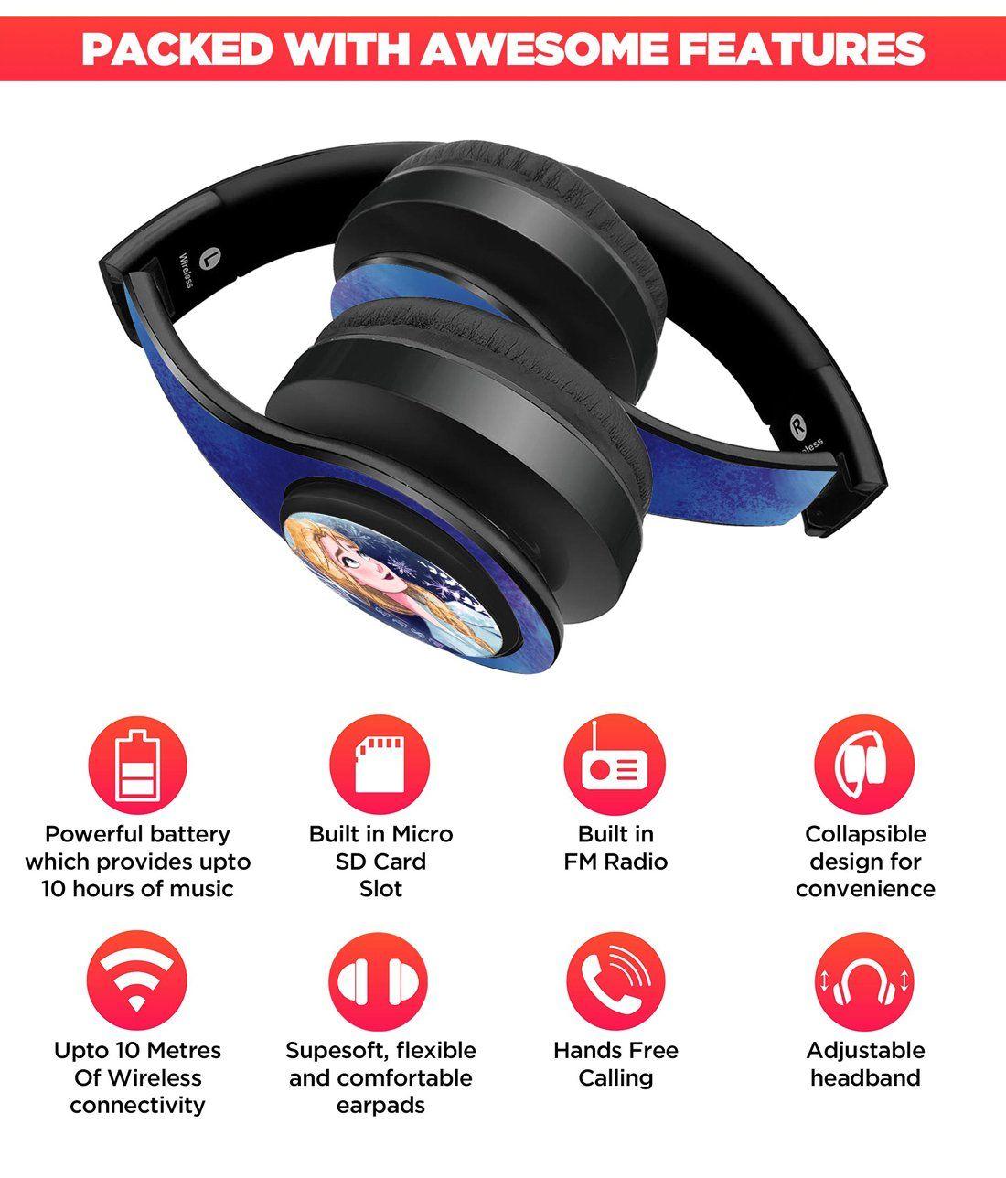 Strong Elsa - Decibel Wireless On Ear Headphones