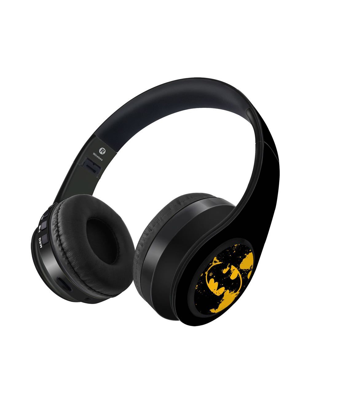 Batman Classic - Decibel Wireless On Ear Headphones
