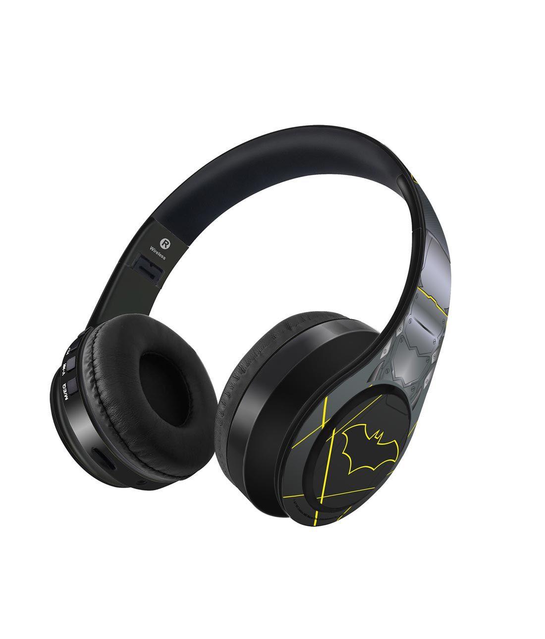 Suit up Batman - Decibel Wireless On Ear Headphones
