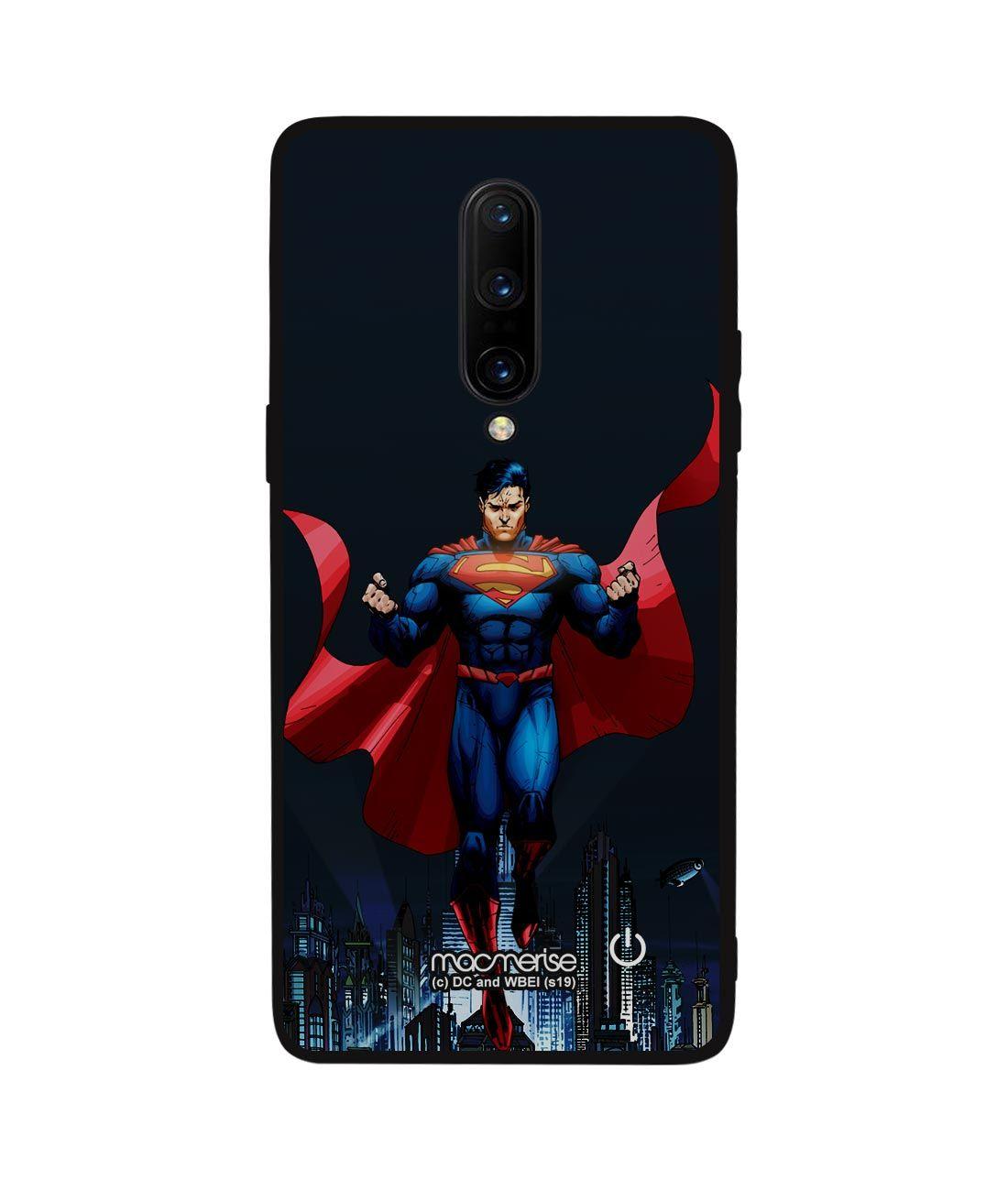 Metropolis Savior - Lumous LED Phone Case for OnePlus 8