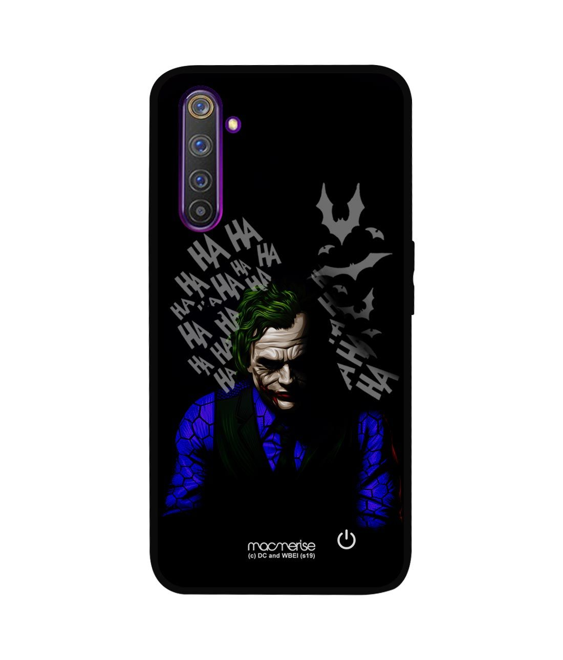Guy with a Plan - Lumous LED Phone Case for Realme 6 Pro