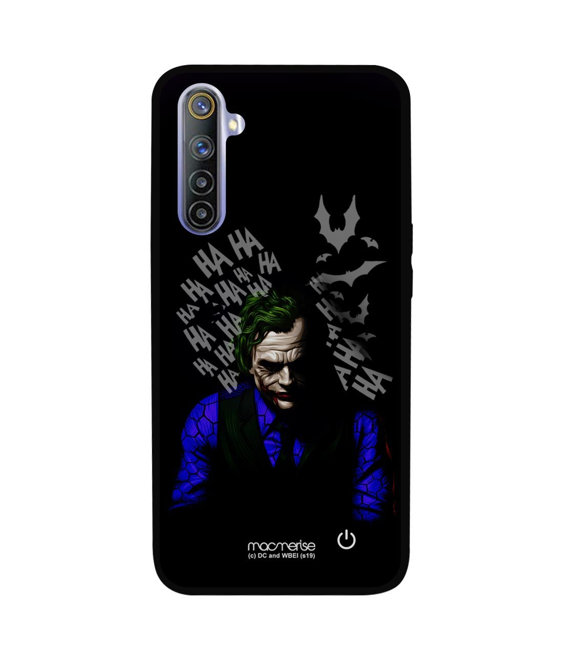 Guy with a Plan - Lumous LED Phone Case for Realme 6