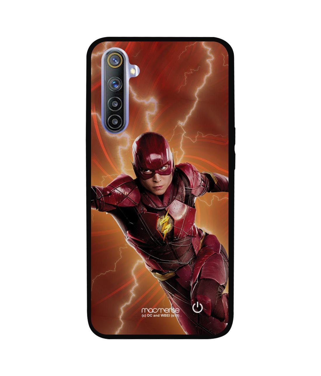Lightspeed Flash - Lumous LED Phone Case for Realme 6