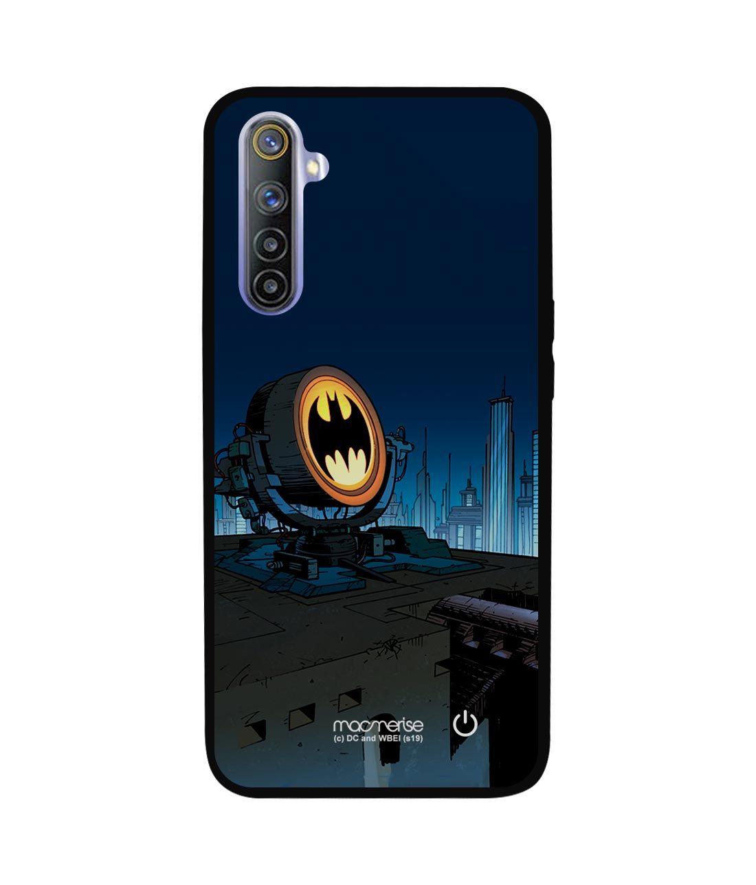 Light up Bat - Lumous LED Phone Case for Realme 6
