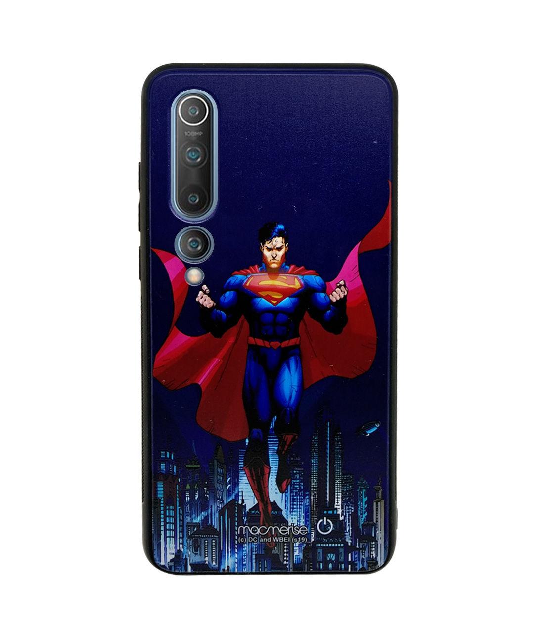 Metropolis Savior - Lumous LED Phone Case for Xiaomi Mi 10