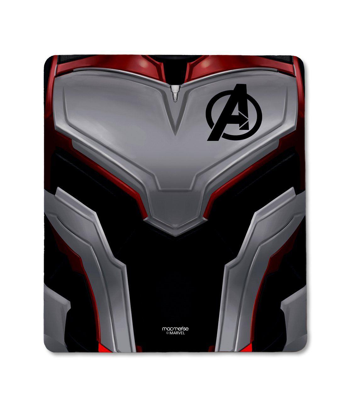 Avengers Endgame Suit - Macmerise Mouse Pad