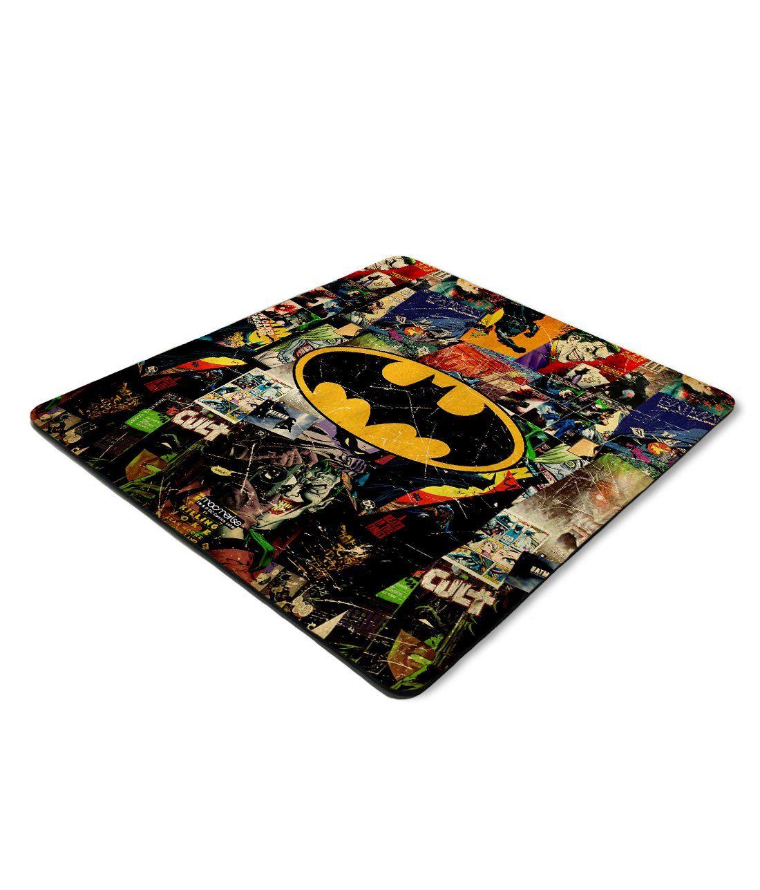 Comic Bat - Macmerise Mouse Pad