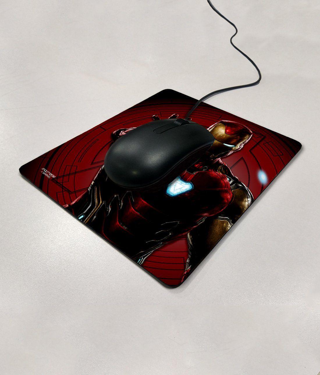 Iron man Mark L Armor - Macmerise Mouse Pad