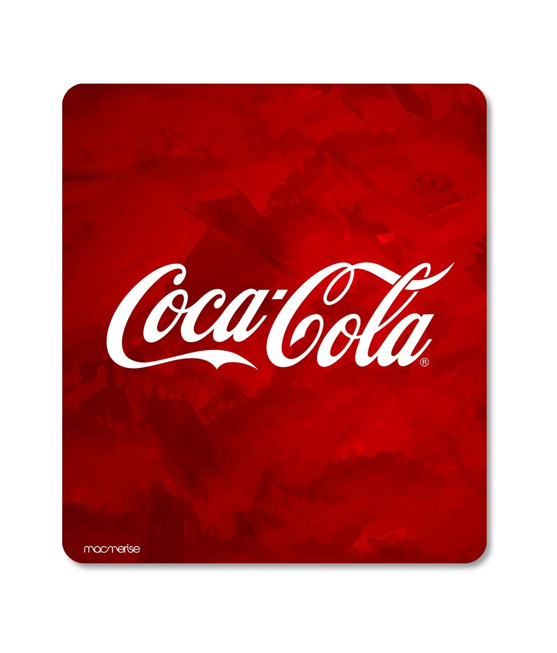 Red Mist Coke - Macmerise Mouse Pad