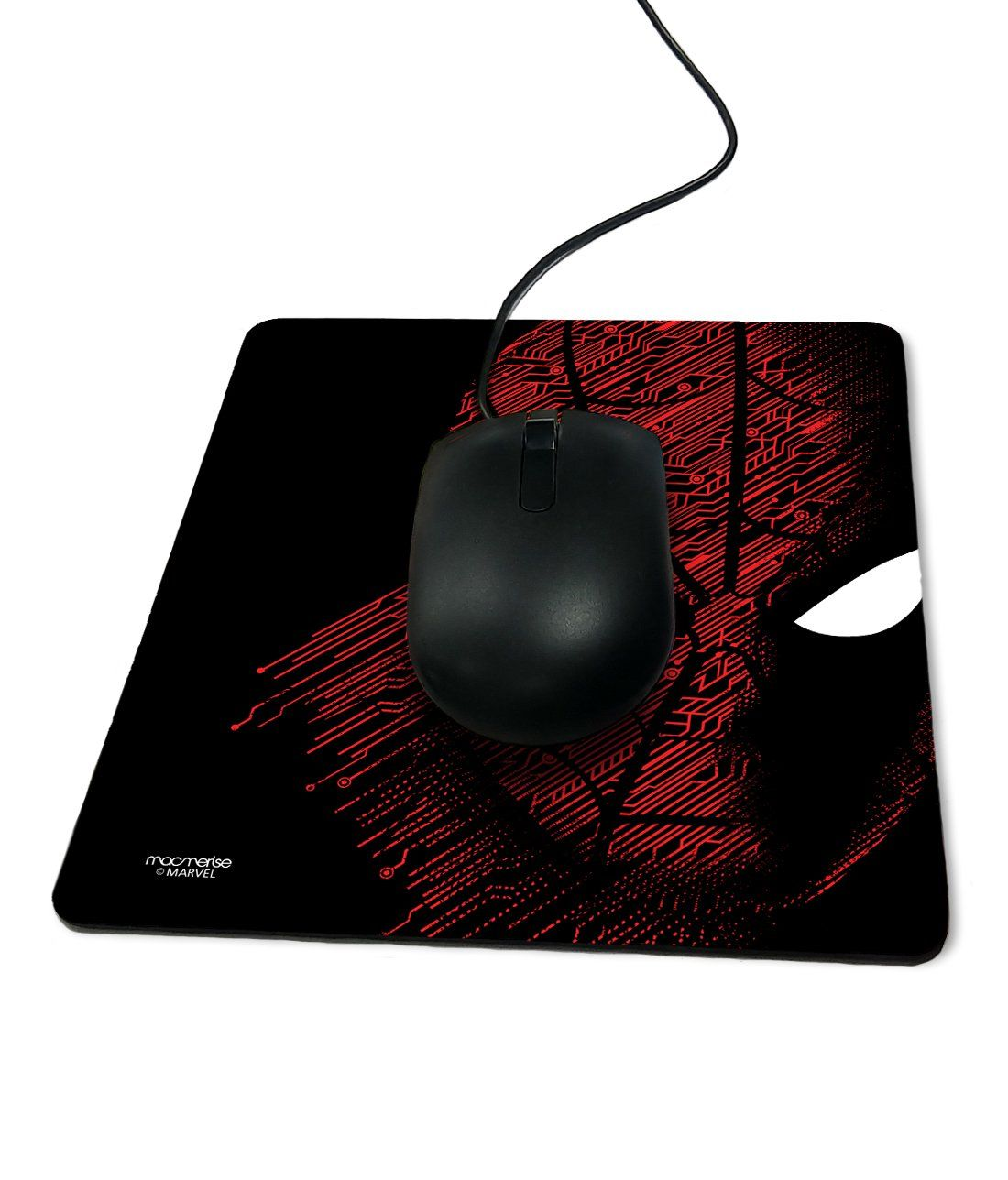 Sketch Out Spiderman - Macmerise Mouse Pad