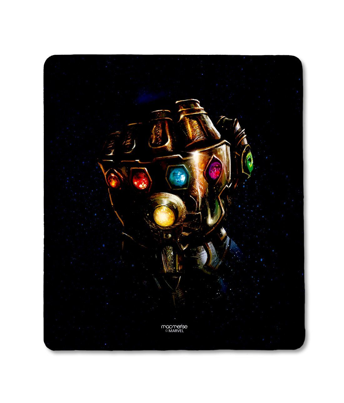 The Gauntlet Punch - Macmerise Mouse Pad