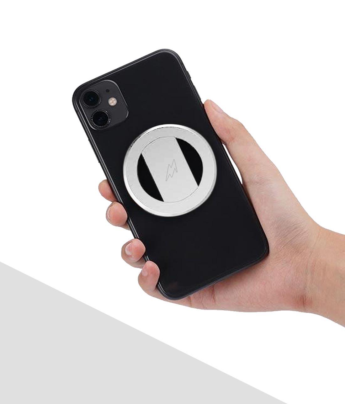 Pristine White - Phone Holder