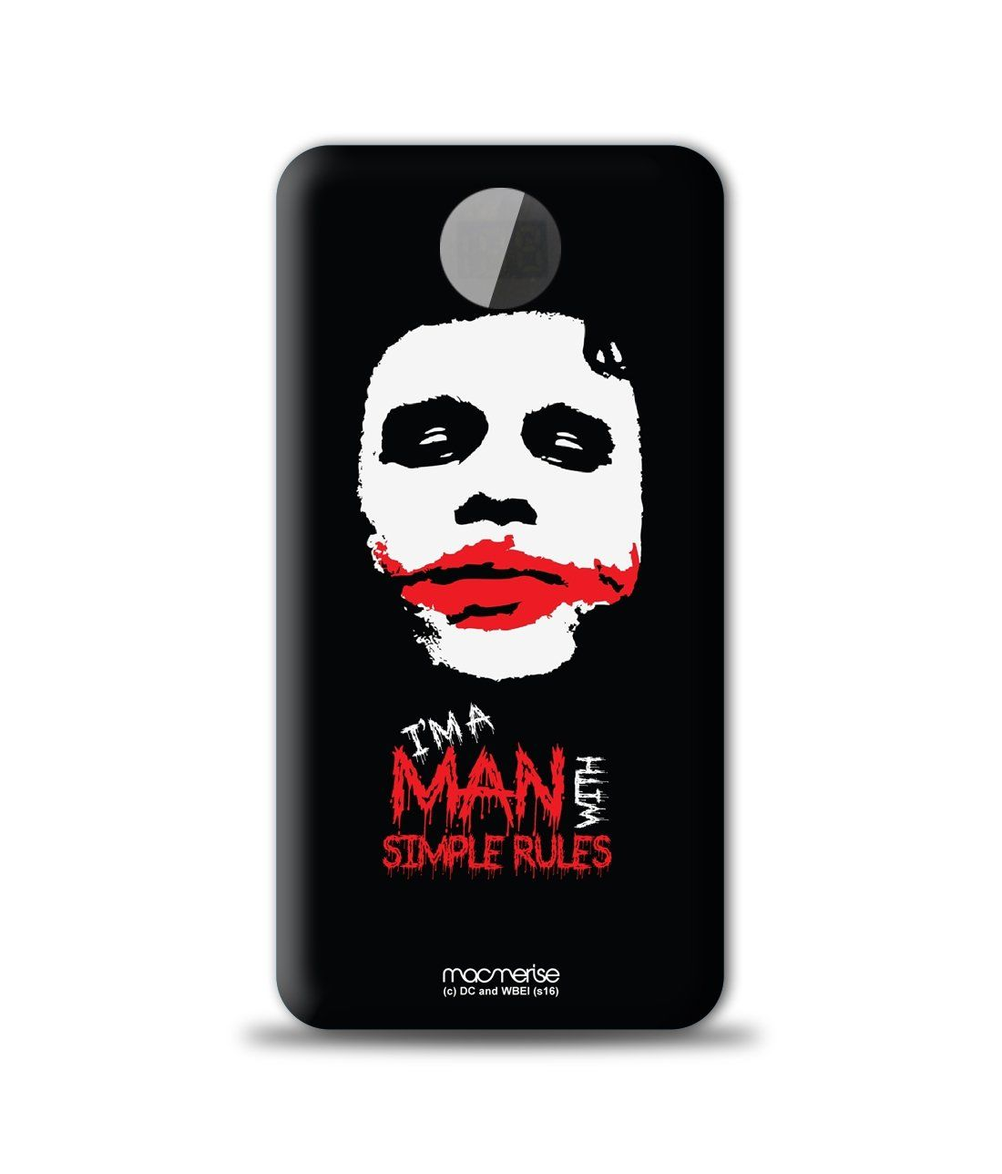 Man With Simple Rules - 10000 mAh Universal Power Bank