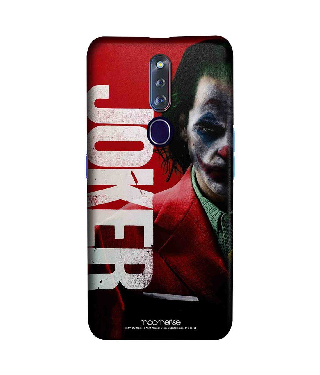 Clown Prince - Sleek Phone Case for Oppo F11 Pro