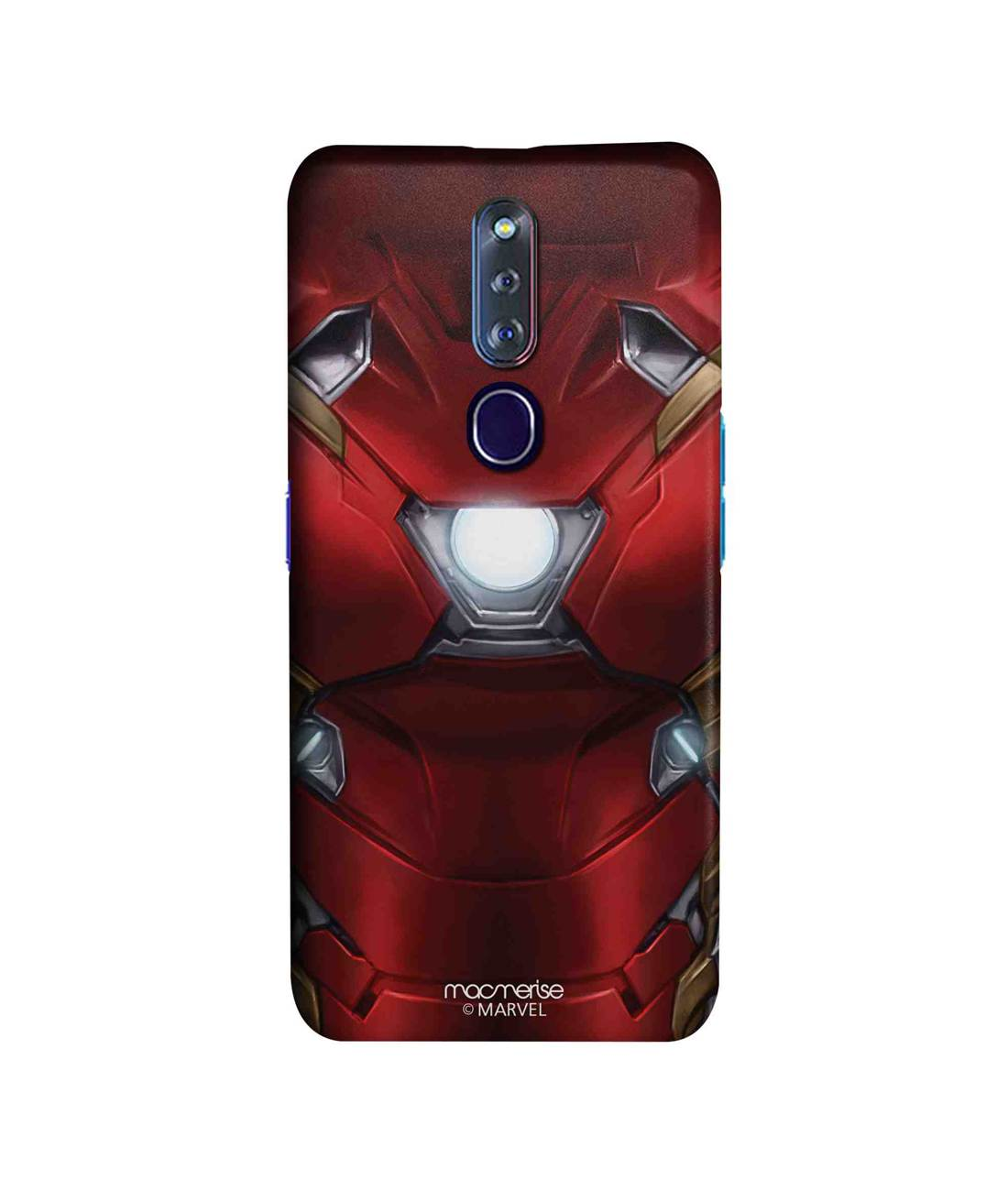 Suit up Ironman - Sleek Phone Case for Oppo F11 Pro