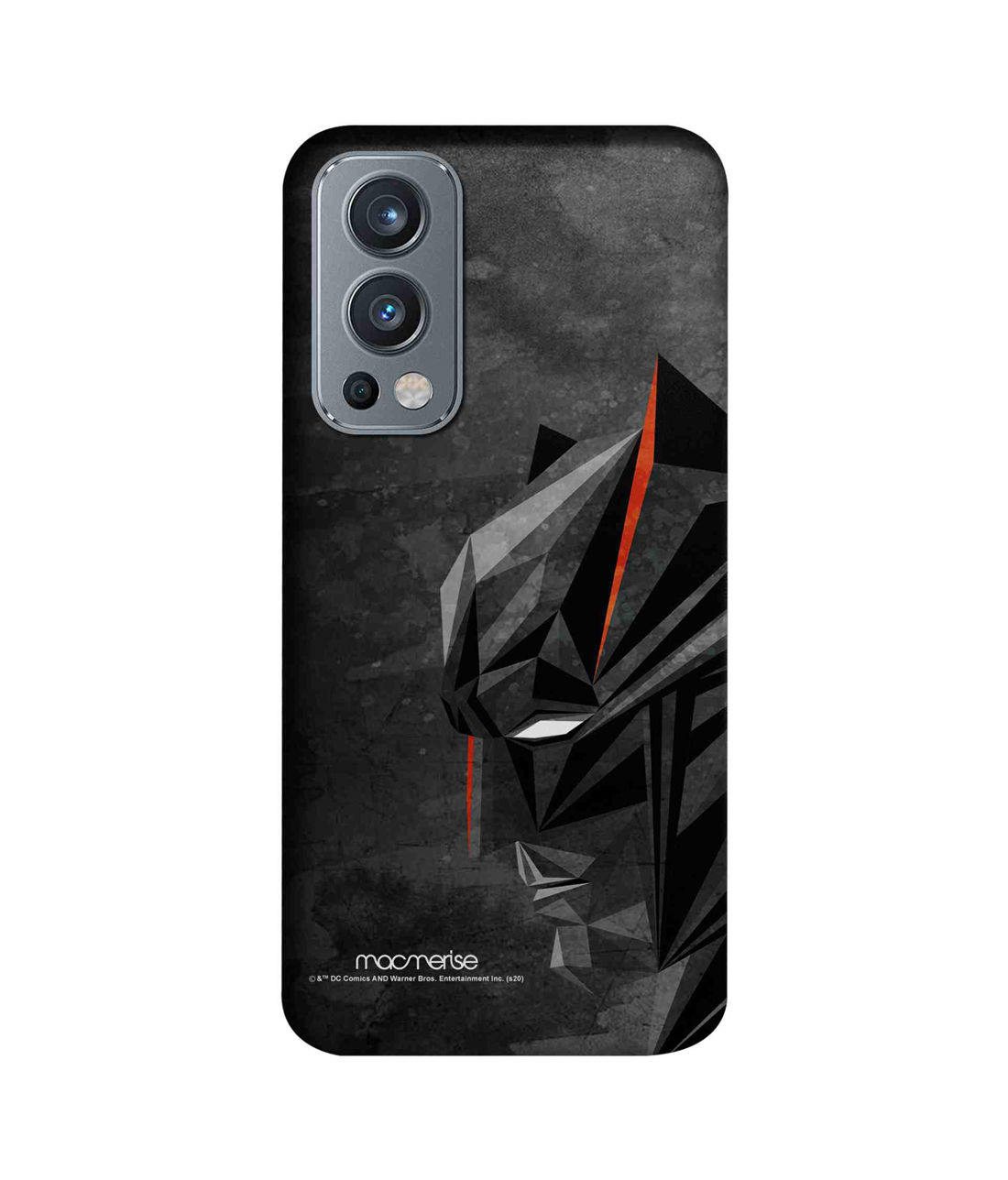 Batman Geometric - Sleek Case for OnePlus Nord 2