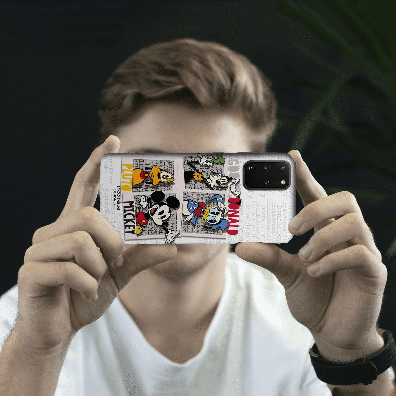 Disney Dudes - Sleek Phone Case for Samsung S20 Plus