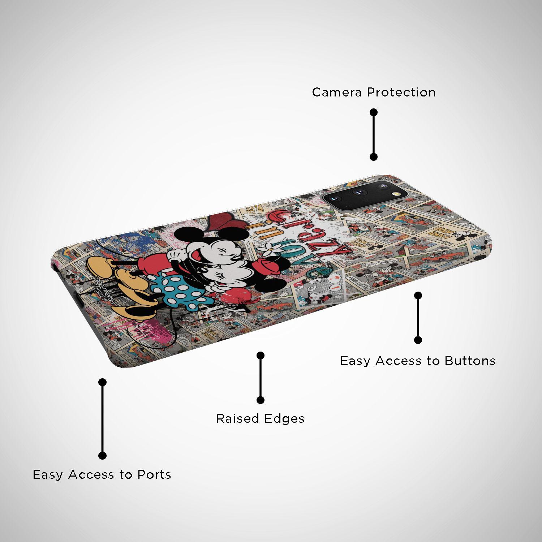 Crazy in love - Sleek Phone Case for Samsung S20