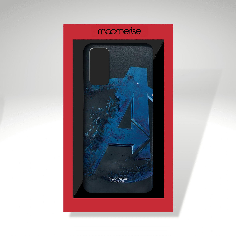 Endgame Logo Teal - Sleek Phone Case for Samsung S20