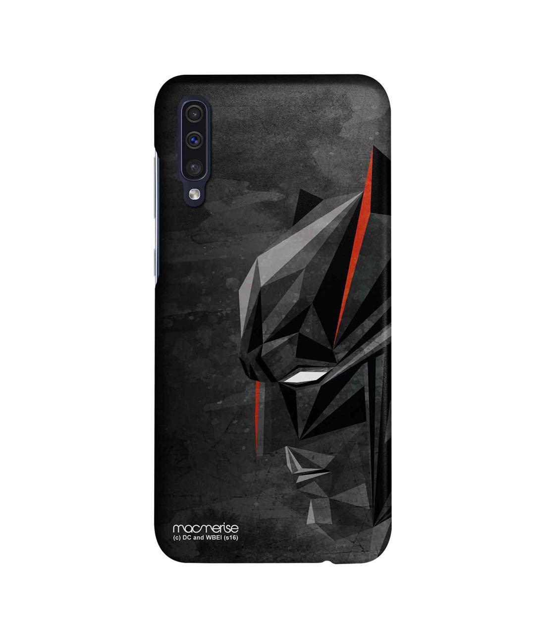Batman Geometric - Sleek Phone Case for Samsung A50s