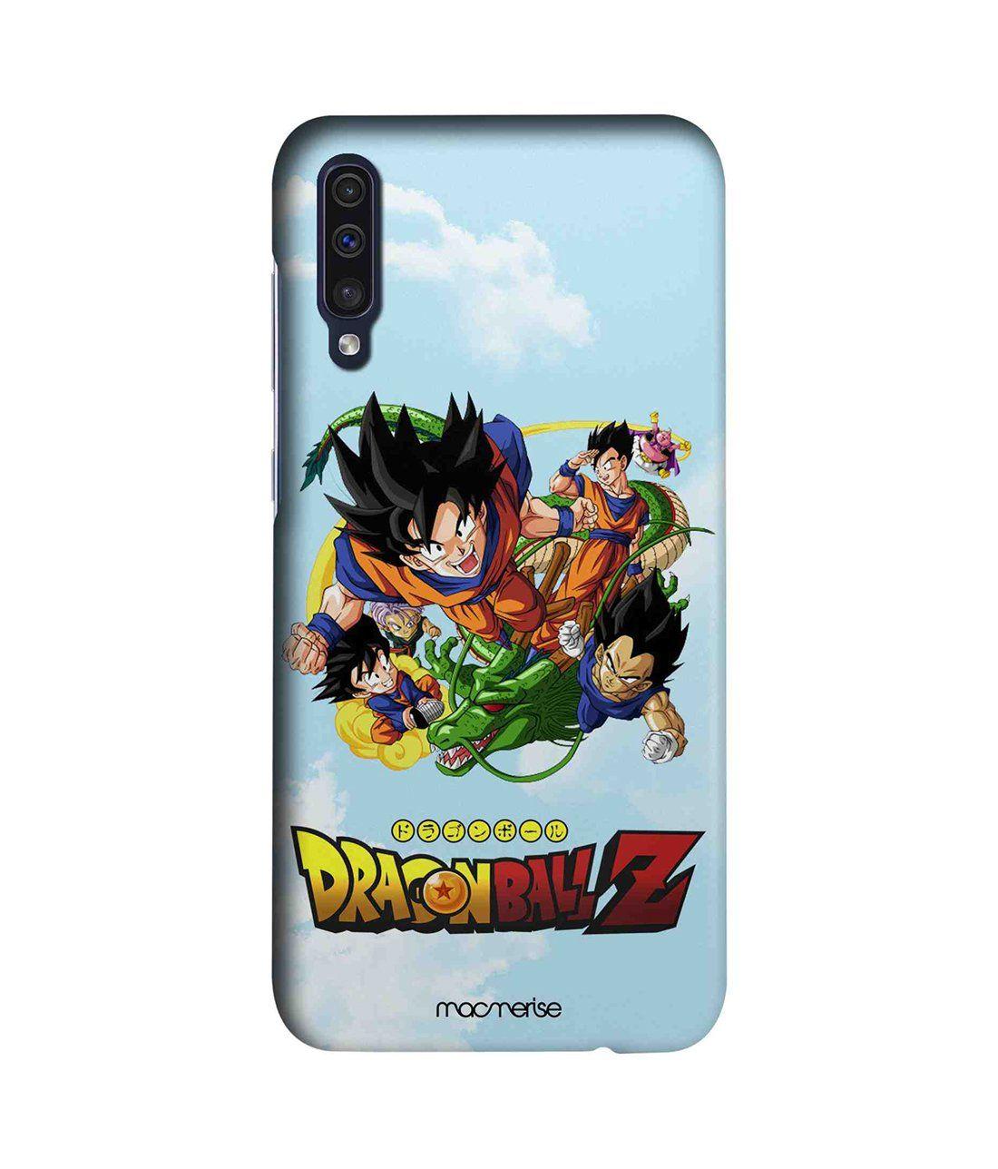 Dragon ball Z - Sleek Phone Case for Samsung A50s