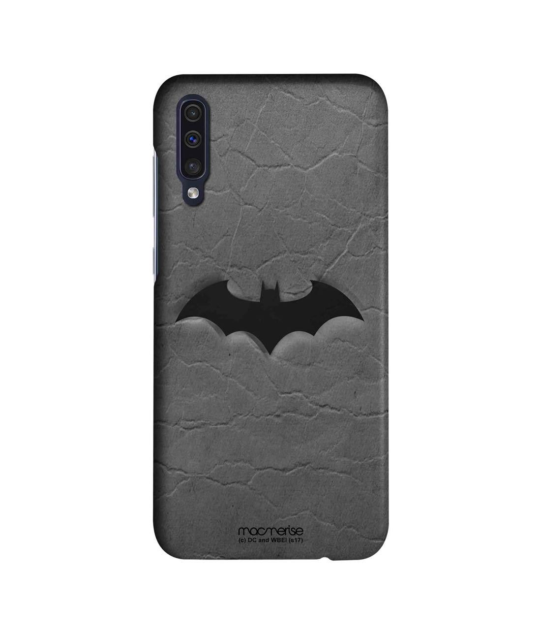 Fade Out Batman - Sleek Phone Case for Samsung A50s