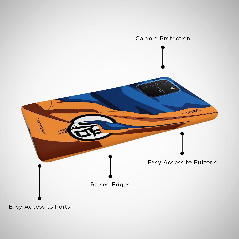 Goku Training - Sleek Phone Case for Samsung S10 Lite