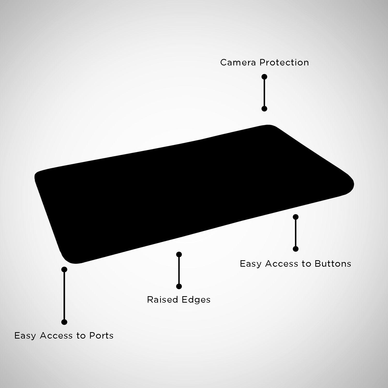 Hustle Black - Sleek Phone Case for Samsung S10 Lite
