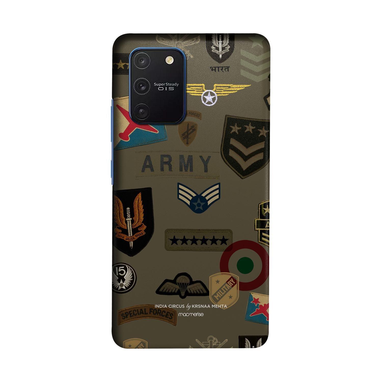 Roger that - Sleek Phone Case for Samsung S10 Lite