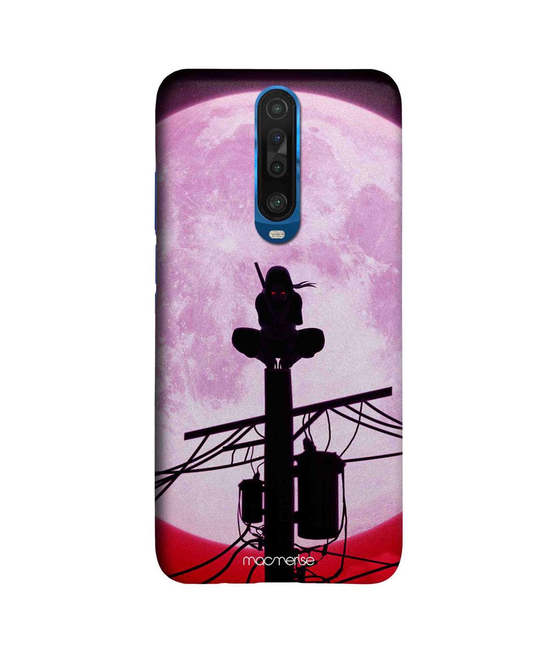 Itachi Uchiha - Sleek Case for Xiaomi Poco X2